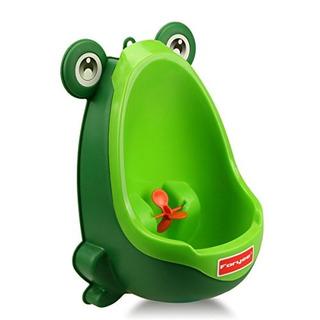 Foryee Cute Frog Potty Orinal De Entrenamiento Para Niños C