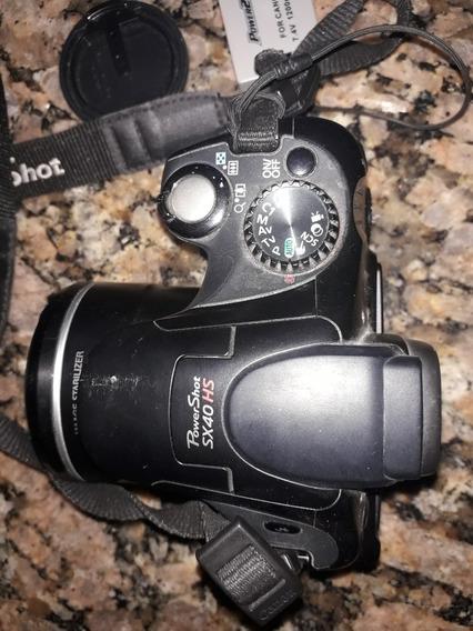 Camara Canon Sx40 Ha