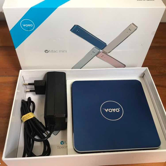 Mini Pc Voyo V1 Vmac 4gb Ram 32gb Windows 10 C/ Defeito