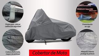 Cobertor De Moto Especial Para Motos Grandes Bmw-ktm-harley
