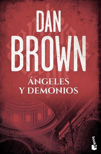 Imagen 1 de 3 de Ángeles Y Demonios De Dan Brown - Booket