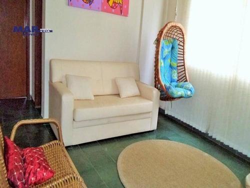Imagem 1 de 5 de Apartamento Residencial À Venda, Jardim Las Palmas, Guarujá - . - Ap6930