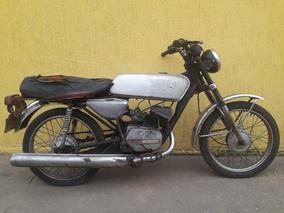 Yamaha Rx 80 Para Restauração Ou Retirada De Peças.