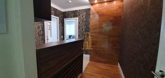 Sala Para Alugar, 37 M² Por R$ 1.800,00/mês - Centro - São Bernardo Do Campo/sp - Sa0105