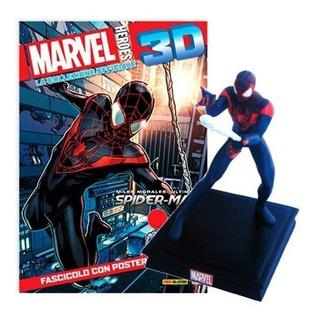 Marvel Heroes 3d Spiderman #36 Coleccion Oficial