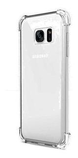 Pelicula Curva + Capa Tipo Crystal Shell Galaxy S7 Edge 5.5