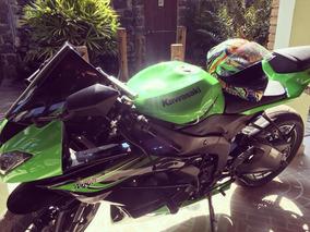 Kawasaki Zx6 2011 Aceito Troca