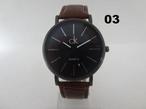 Relógio Social Slin Masculino - Calvin Klein