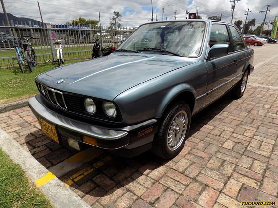 Bmw Serie 3 325i 2.5cc At Aa Coupe