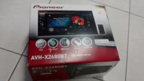 Dvd Player Pioner Avh-x2680bt + Receptor Tv Digital Pioner