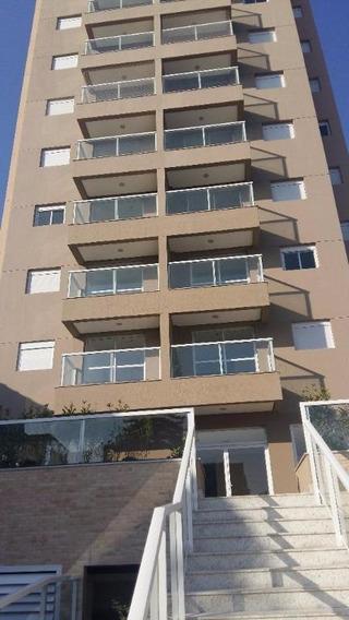 Apartamento Com 53 M² De Área Útil, 2 Dormitórios, 2 Vagas, No Residencial Ravenna, No Bairro Santa Maria Em Santo André. - Ap1211