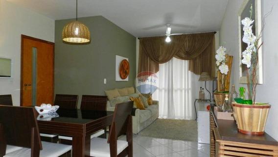 Apartamento À Venda No Edifício Girassol, Parque Fabrício - Nova Odessa-sp Por R$275.000,00 3 Dormitórios (1 Suíte) 2 Vagas - Ap0159