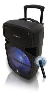 Parlante Bafle Portatil Panacom Sp-3110cm 12 + Microfono