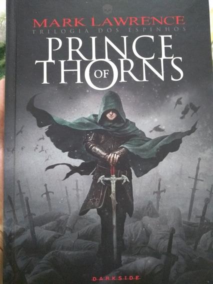 Livro Prince Of Thorns Capa Dura