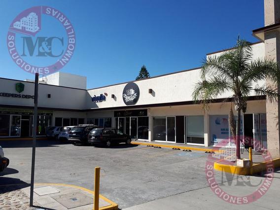 Local En Renta En Plaza Comercial Providencia Sobre Av. Convención Sur, Ags.