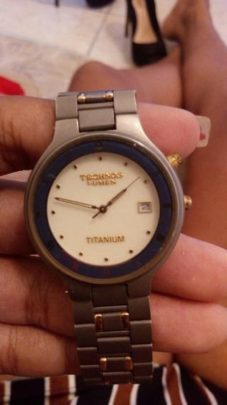 Relógio Technos Titanium