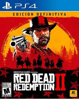 Red Dead Redemption 2 Edicion Definitiva Ps4 (en D3 Gamers)