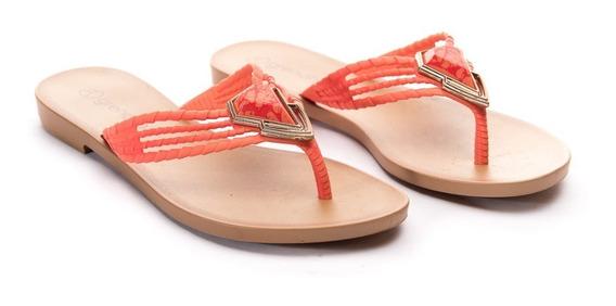 Sandalias Bajas Verano Mujer Ojotas 82228 Grendha