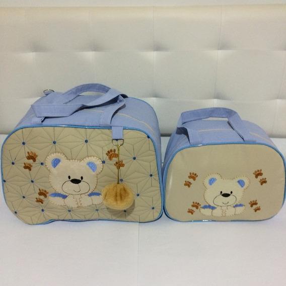 Kit 2 Bolsa Maternidade