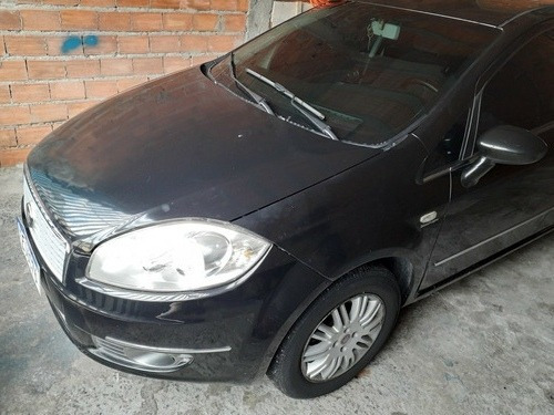 Fiat Linea 2009 1.9 16v Flex Dualogic 4p
