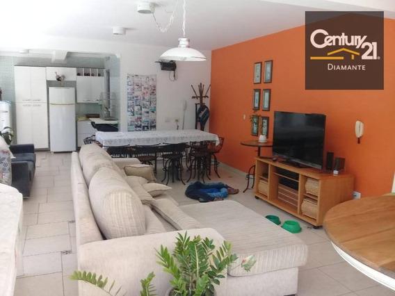 Casa Com 3 Dormitórios À Venda, 250 M² Por R$ 2.880.000,00 - Planalto Paulista - São Paulo/sp - Ca0509