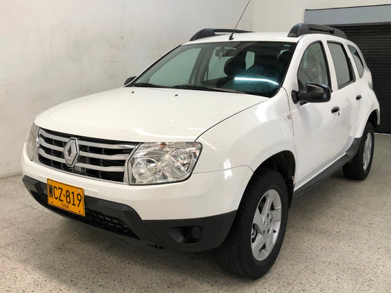 Renault Duster Experssion 1600cc 4x2 Mt Aa Ab Abs Dh Fe