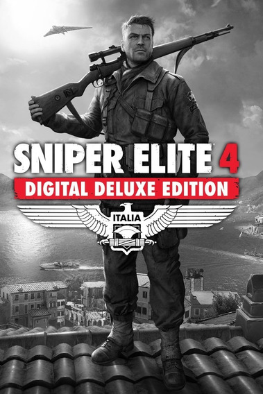 Sniper Elite 4 Deluxe Edition - Pc Mídia Digital