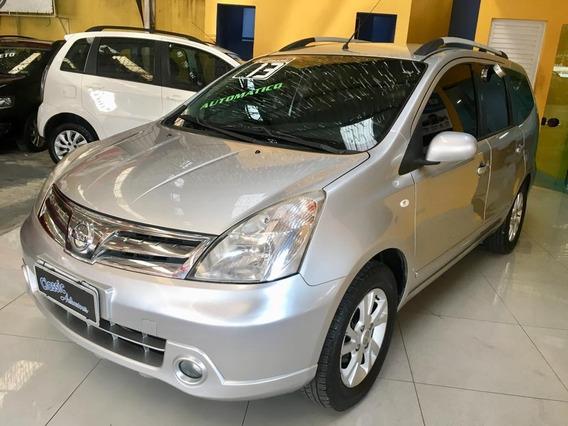 Oferta - Nissan / Grand Livina 1.8 Sl 7l 2013