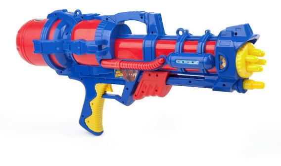 Spiderman Mega Pistola De Agua Ditoys