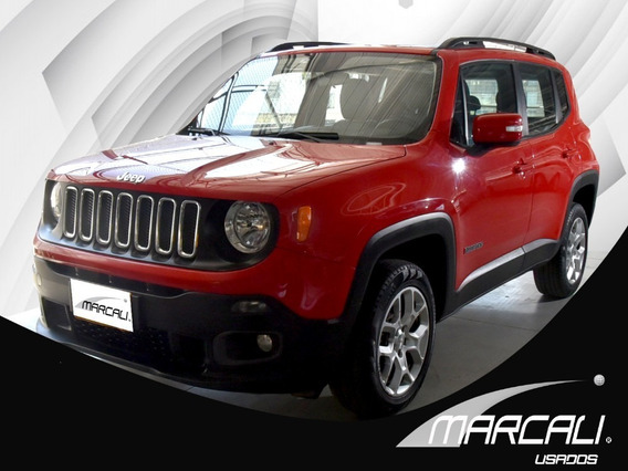 Jeep Renegade 2,4 Aut