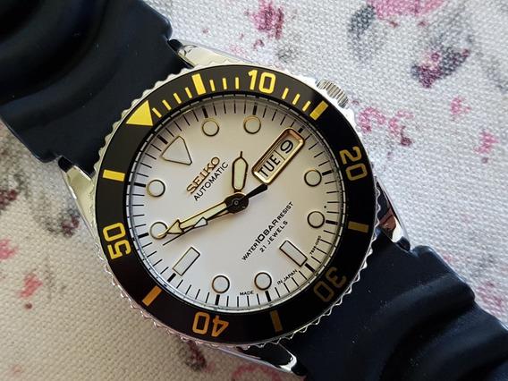 Seiko Diver Submariner 7s26 0050 Skx021 Automático Yy #835