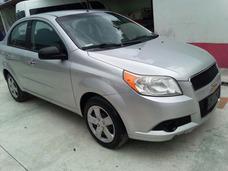 Chevrolet Aveo Lt 2012 Excelentes Condiciones!!!