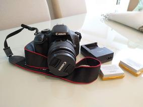 Câmera Eos Rebel T3i