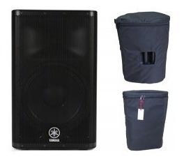 Capa Bag P/ Caixa 15 Polegadas Yamaha Dbr 15