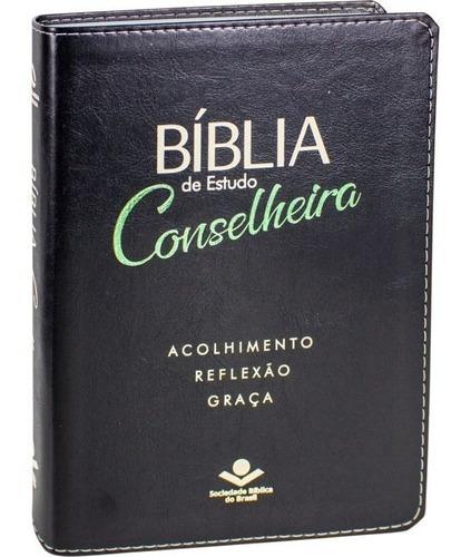 Imagem 1 de 8 de Bíblia De Estudo Conselheira