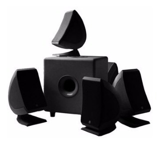 Parlantes Home Theaters 5.1 Focal Jmlab Sib&co 5.1 Subwoofer