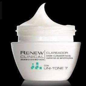 Creme Clareador Facial Renew Uni-tone 7 Avon