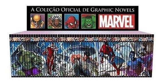 Coleção Marvel Salvat Capa