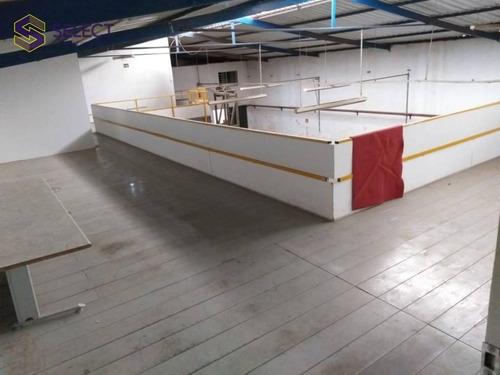 Imagem 1 de 22 de Galpão Para Alugar, 705 M² Por R$ 9.900,00/mês - Santa Paula - São Caetano Do Sul/sp - Ga0041