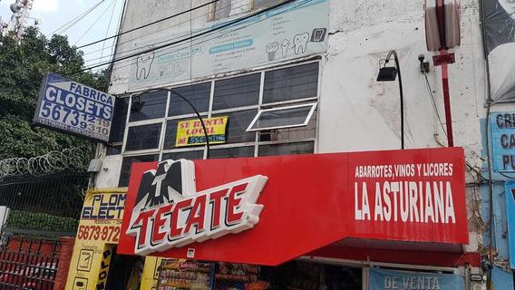 Rento Local En Plaza 1er Piso Acoapa Y Garita Villa Coapa