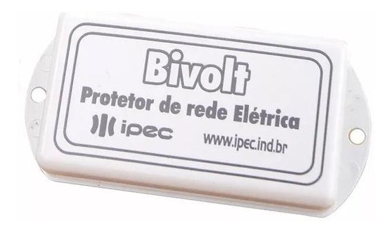 Protetor De Rede Elétrica Contra Surto Bivolt Ipec