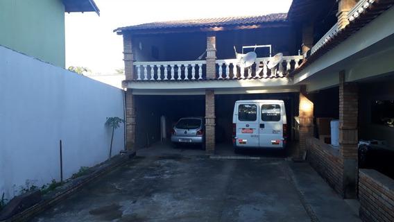 Casa Em Centro, Vargem Grande Paulista/sp De 220m² 2 Quartos À Venda Por R$ 415.000,00 - Ca270826