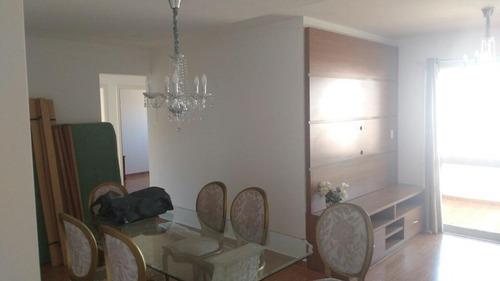 Imagem 1 de 14 de Apartamento Com 3 Dormitórios À Venda, 90 M² Por R$ 460.000,00 - Jardim Sul - São José Dos Campos/sp - Ap0139