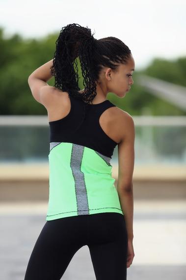 Musculosa Deportiva 8q Mujer