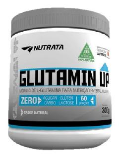 Glutamina Glutamin Up 300g Nutrata