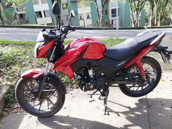 Moto Honda Cb125f 2020
