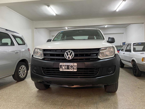 Volkswagen Amarok 2.0 Cd Tdi 163cv 4x4 Startline St5 2011