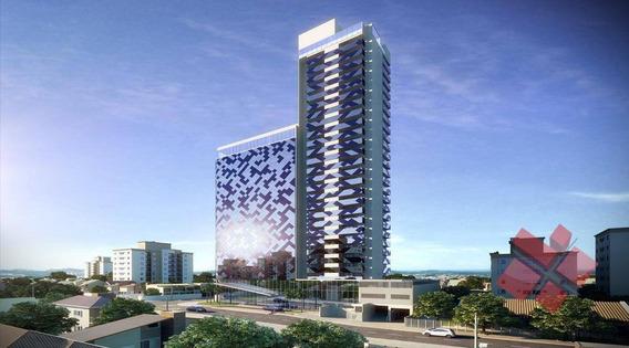 Apartamento Com 1 Quarto À Venda, 115 M² Por R$ 380.000 - Setor Marista - Goiânia/go - Ap0222