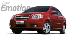 Chevrolet Aveo Emotion 2016
