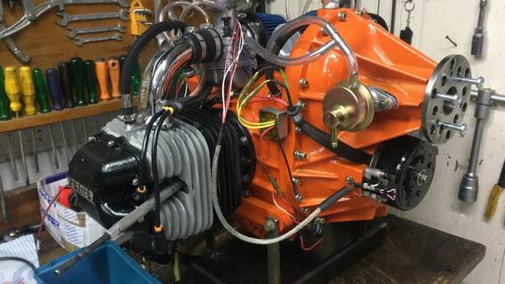Motor Verner 4t, 90hp Para Ultraleves, Avião, Barcos,